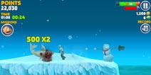饥饿鲨:进化3.0.0版本更新 增加地图极寒之地