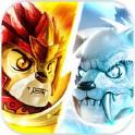 乐高神兽传奇系列部落战士