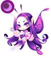 奥雅之光紫蝴蝶精灵