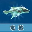 饥饿的鲨鱼:进化电鲨