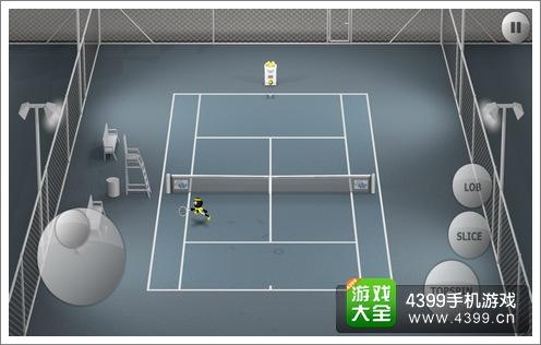 火柴人网球2015评测