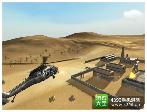 直升机中队之地狱火评测