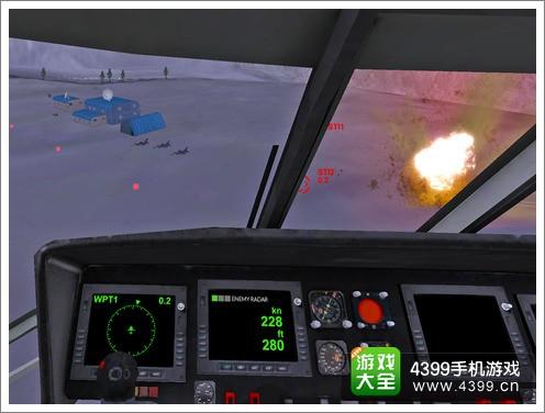 直升机中队之地狱火视角