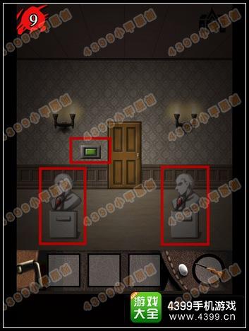僵尸大厦逃离第9关攻略