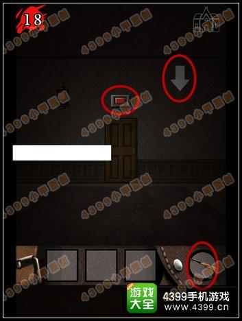 僵尸大厦逃离第18关攻略