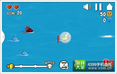 小黄鸭反击战评测
