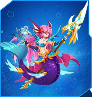 赛尔号深海女武神