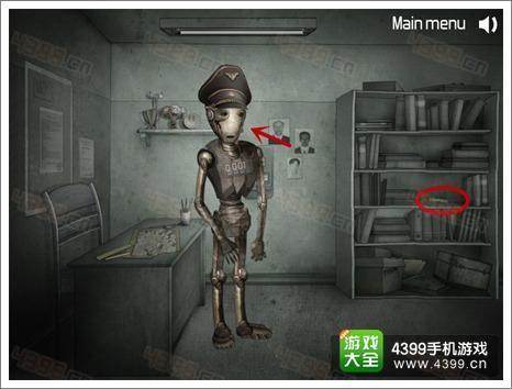 密室逃出逃脱阴森景点3鬼屋法门寺攻略v密室攻略图片