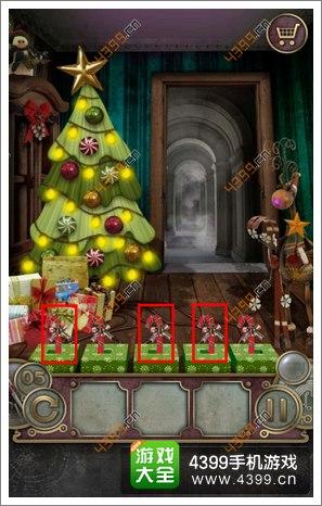 逃离大厦圣诞节