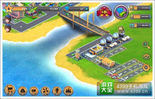 模拟人生:城市岛屿 游戏评测 正文  对于一个城市而言,整体的规划非常图片