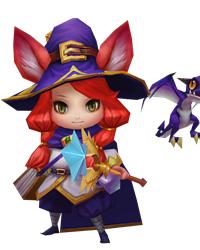 召唤师联盟秘境女巫