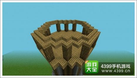 我的世界中世纪建筑教程