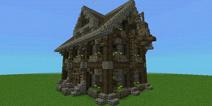 我的世界中世纪建筑欣赏 从入门到大神
