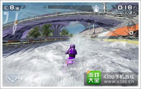 《激流快艇2》酷炫特技系统 力挽狂澜