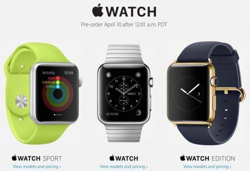 appwatch预售时间