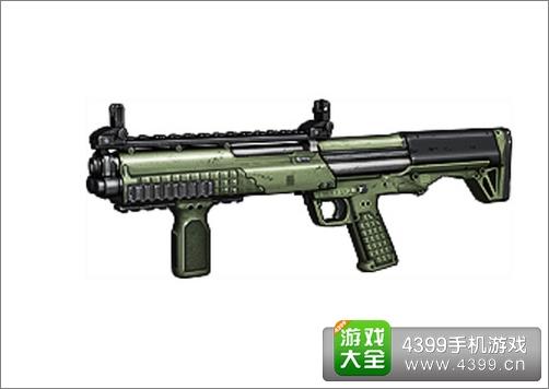 全民枪战2(枪友嘉年华)KSG猎魔人