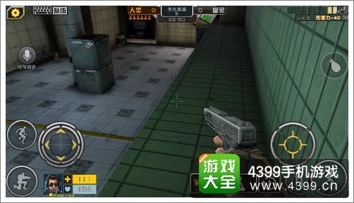 全民枪战2(枪友嘉年华)生化地铁躲藏点介绍
