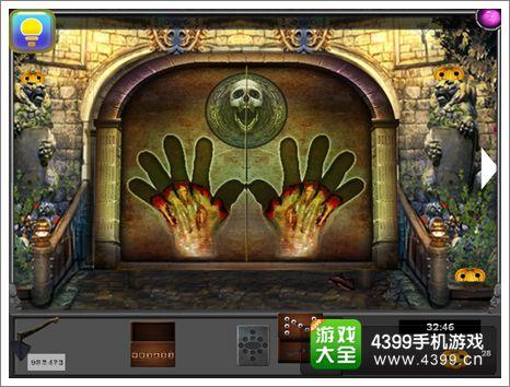 密室逃脱诅咒墓穴手指