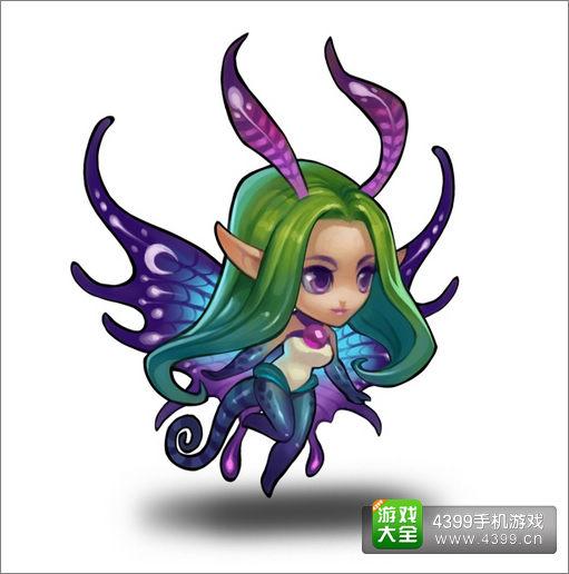 刀塔传奇仙女龙