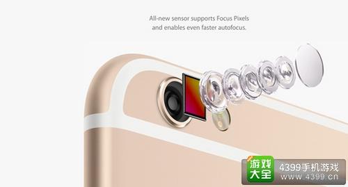 苹果摄像头技术
