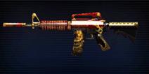 火线精英手机版M4A1炎龙怎么样 火线里的第一把枪