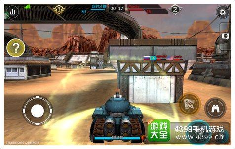 坦克战境评测