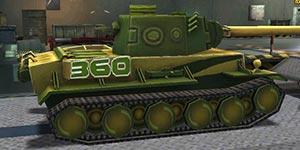 3D坦克争霸卫士图鉴