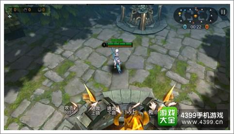 九龙战3V3华容道玩法详解 真人实时MOBA竞技