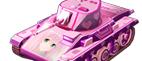 3D坦克争霸貂蝉
