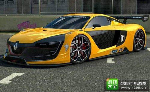 真实赛车3新赛车