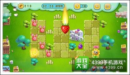 花儿与少年官方游戏画面截图