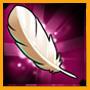 刀塔传奇圣洁羽毛