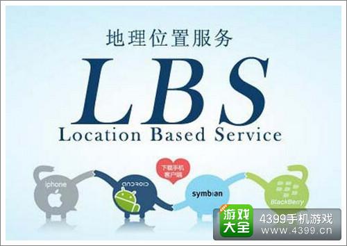 LBS技术手机游戏