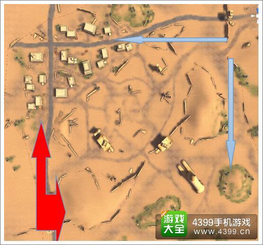 3D坦克争霸沙漠神庙