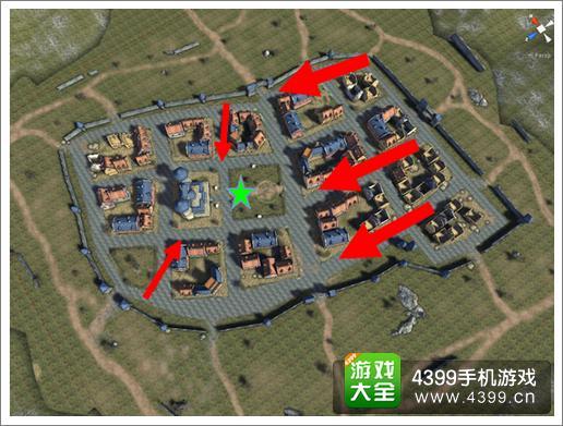 3D坦克争霸海德堡小镇