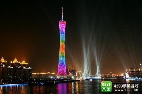 2015广州游博会 旅游攻略之不可错过的羊城夜景