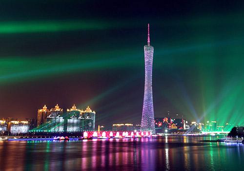 2015广州游博会:旅游攻略之不可错过的羊城夜景