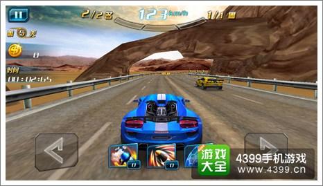 3D终极车神2车神