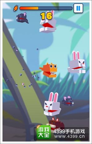 盒动物岛画面