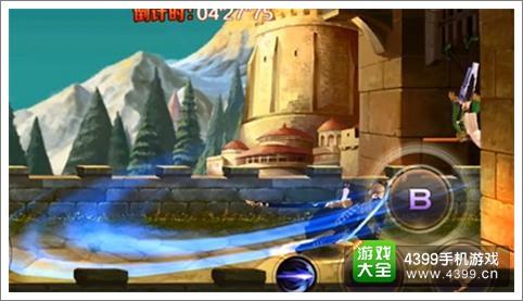 双键连招 《DNW》魔龙与勇士火爆公测来袭