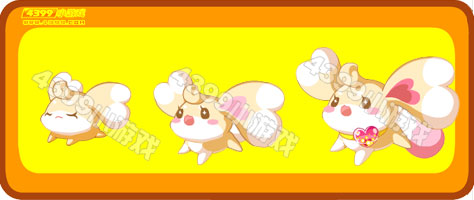 奥比岛爱心宝石兔技能图鉴