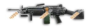 火线精英手机版M249
