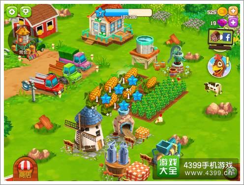 梦幻农场操作模式