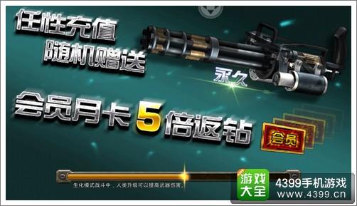 全民枪战2(枪友嘉年华)加特林