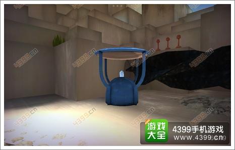 孤单探索之旅第三章山洞中的蓝水晶装置