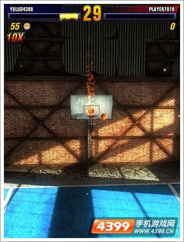 街头篮球挑战操作