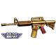 全民枪战2(枪友嘉年华)黄金M4A1怎么样 黄金M4A1属性详解