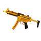 全民枪战2(枪友嘉年华)黄金MP5N属性详解 尊贵黄金版MP5N