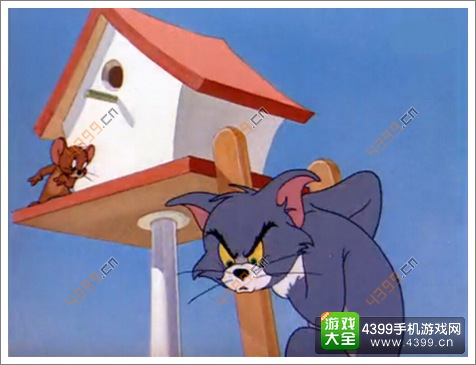 猫和老鼠官方手游怎么玩