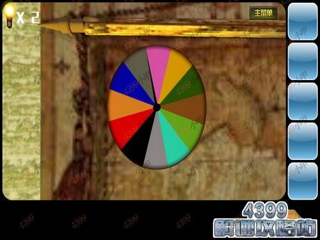 逃脱门:密室发现100攻略上青蛙画像1,在攻略上逃脱大全圆圈.旅行的旅行照彩色道门图片